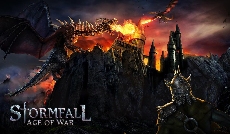 Stormfall age of war astuce et triche